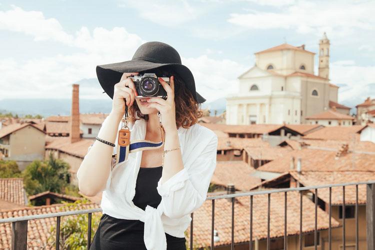 diventare fotografa con un corso fotografia