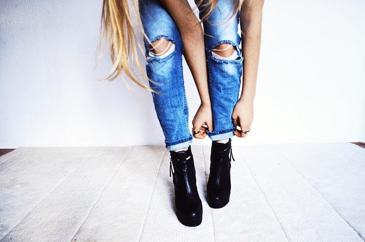 scarpe moda articolo