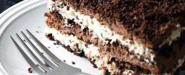 torta cubana nutella e panna