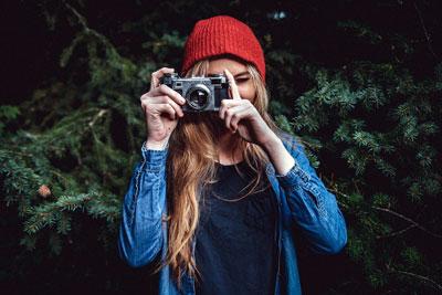come fotografare durante un viaggio