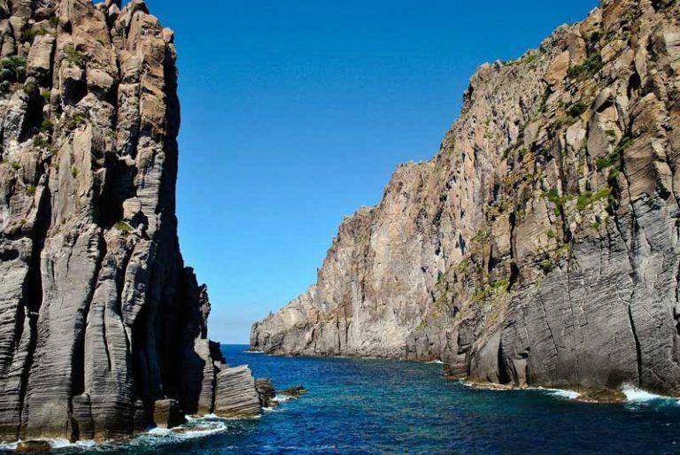 Trekking delle Isole Eolie in una settimana